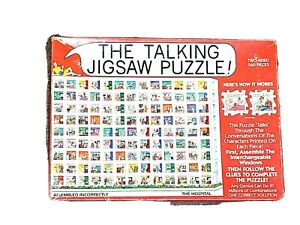 The Talking Jigsaw Puzzle Hospital Complete Buffalo Games 1991