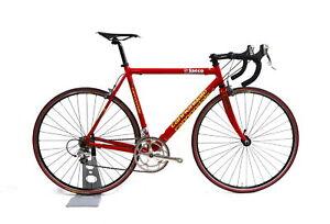 Canondale CAAD4 Saeco Team Road Bike 2 x 9 Speed Ultegra Mavic M / 54 cm