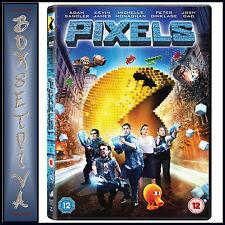 PIXELS - Adam Sandler *BRAND NEW DVD***