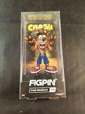 2018 Activision Publishing-Crash Bandicoot Figpin (New)