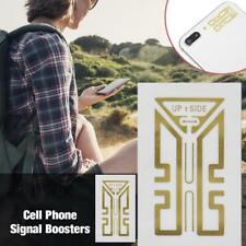 10Pcs Cell Phone Signal Enhancement Sticker External Antenna Signal Amplifie New
