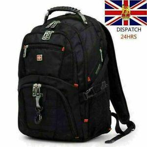 Wenger Swissgear 17.1inch Laptop Backpack/Notebook Bag/Rucksack Backpack Mens