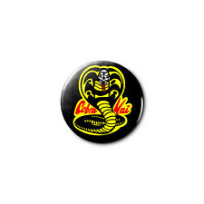 Cobra Kai (The Karate Kid) 1.25in Pins Buttons Badge *BUY 2, GET 1 FREE*