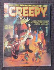 1975 CREEPY Warren Horror Magazine #68 FVF