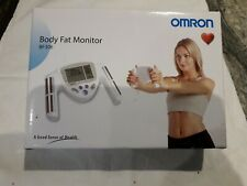 Body Fat Monitor, OMRON BF 306, Measures Index BMI and Body Fat Percentage NEW.