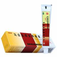 3 x 20g/tube Mayinglong musc hémorroïdes pommade crème avec enseignement anglais