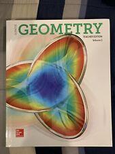 Geometry, Teacher Edition, Volume 2, 9780078984938