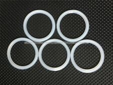 "5PCs 3"" Sanitary Tri Clamp Silicon Gasket Fits 91mm OD Type Ferrule Flange S8"