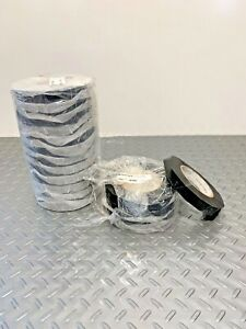 """Intertape 51596 Polyester/Non-Woven Electrical Tape, 3/4"""" x 90 yd x 4.5 Mil P-21"""