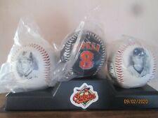 Brand New 1995 Cal Ripken 3 Photo Ball Set With Bonus Game