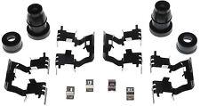 Disc Brake Hardware Kit Rear ACDelco 18K1368X