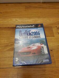 Outrun 2006 Coast 2 Coast PS2 (PlayStation 2) New Sealed  UK PAL