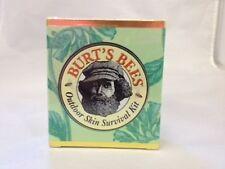 Burt's Bees Outdoor Skin Survival Kit