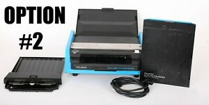 Polaroid Complete 8X10 Processor Kit with 81-09 tray and 81-06 Holder