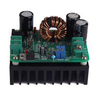 New 600W DC-DC 10-60V to 12-80V Boost Converter Step-up Module Power Supply