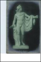 AK ~1910/20 Skulptur APOLLO v. Belvedere Kunst Motiv Postkarte