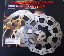 Wave Disco de freno honda nsr 125 R, nsr125, jc22, año 93-, Flah 459v, Brake Disc
