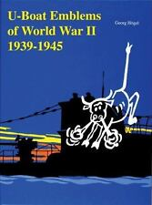 U-Boat Emblems in World War II by Georg Högel (1999, Hardcover)