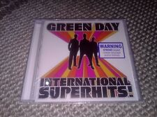 Green Day - International Superhits! - Made in Australia - Sealed