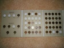 Flying Eagle & Indian Cent Collection 42 Coins in Folder