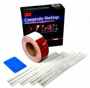 3M 983-K2 Diamond Grade Conspicuity Marking Kit **Open Box**