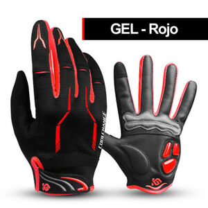 Full Finger Cycling Gloves Mountain Bike Sport Touchscreen Gloves Bicycle Gloves