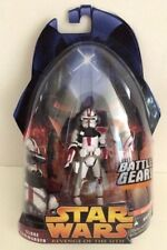 Star Wars Revenge Of The Sith Clone Commander Red - New & Sealed!!