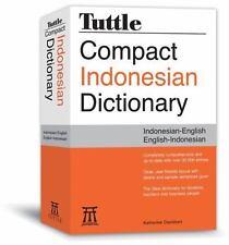Tuttle Compact Indonesian Dictionary: Indonesian-English English-Indonesian - Li