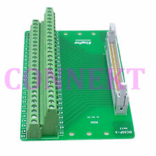 "Connector IDC50 2x25 Pins 0.1"" Male header Terminal Breakout Terminal Block"
