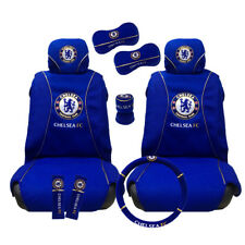 Chelsea car accessory set (10 items), Premium Collection. Superb official CFC