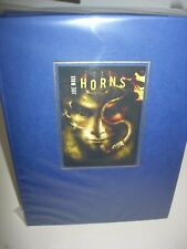 Horns by Joe Hill - 1st Tray Case Signed Edition 1/200 - RARE