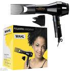 Wahl ZX052 PowerPik Hair Dryer 1250w With Pik Attachment -