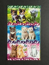 Chats - Cats - Stickers Autocollants
