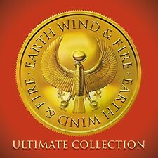 EARTH, WIND & AND FIRE ( NEW SEALED CD ) ULTIMATE 20 GREATEST HITS VERY BEST OF