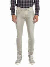 Carrera Jeans - Pantalone per uomo, tinta unita, tessuto elasticizzato