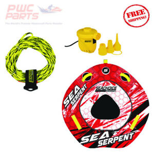 SEACHOICE 1 Rider Stater Remorquable Tube Kit Repl Airhead AHRE-12 Rebel 86901
