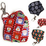Christmas pattern Spirius Breakaway Lanyard Neck strap for ID card badge Holder