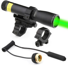 Hunting ND3 x30 Laser Genetics Long Distance Green Laser Designator with Mount