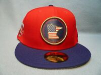 New Era 59fifty Minnesota Twins Stately Sz 7 1/2 BRAND NEW Fitted cap hat MLB