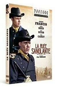 DVD : La ruée sanglante - WESTERN - NEUF