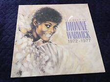 The Best of Dionne Warwick 1972-1977 vinyl LP compilation