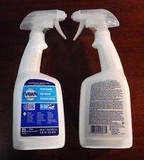 2 Dawn Professional Power Dissolver Institutional 32 oz Dish Scrub Spray Grease