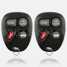 2 Car Key Fob Keyless Entry Remote For 1996 1997 1998 1999 Buick LeSabre