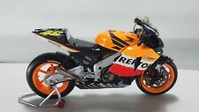 MINICHAMPS Valentino Rossi 1/12 Model Honda Rc211v 2002 1st Win in MOTOGP