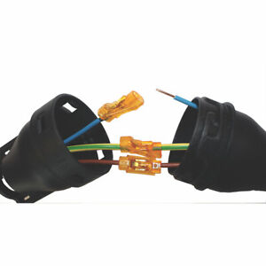 Ideal SpliceLine In-Line Wire Connectors Pack of 10