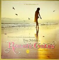 Tony Mottola A Treasury Of Romantic Guitars Vinyl Record 5 x LP Box Set VG
