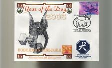 DOBERMAN PINSCHER 2006 YEAR OF THE DOG SOUV COVER 2