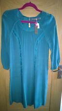 New Boden green dress size 8