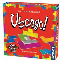 Thames and Kosmos Ubongo Board Game Family Puzzle Activity Game