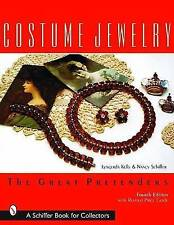 NEW Costume Jewelry: The Great Pretenders by Lyngerda Kelley